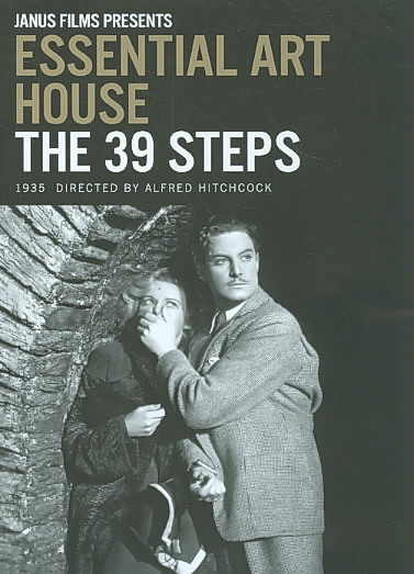 39 STEPS BY HITCHCOCK,ALFRED (DVD)